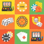 differents jeux de casino