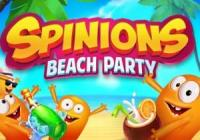 slot spinions beach party