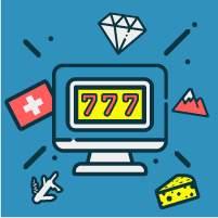 écran ordi casino 777 picto