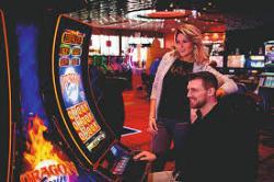 machine à sous casino Barrière de Blotzheim