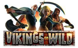 vikings go wild slot