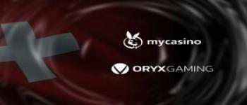 Oryx et MyCasino