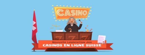 Loi Casino Suisse