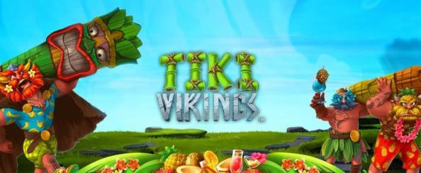 tiki viking machine à sous