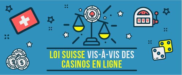 Casino en ligne légal en Suisse