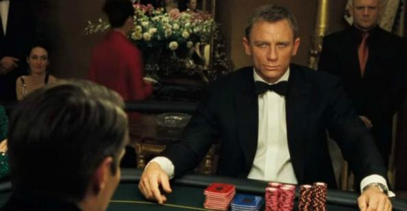 james bond casino