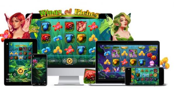 le jeu wings of riches