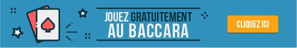 jouez gratuitement au baccara
