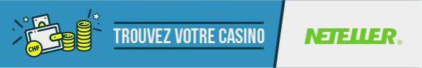 Trouvez votre casino Neteller