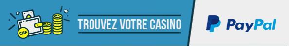Trouver votre casino paypal