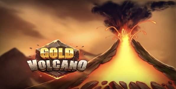 Gold Volcano slot casino playngo