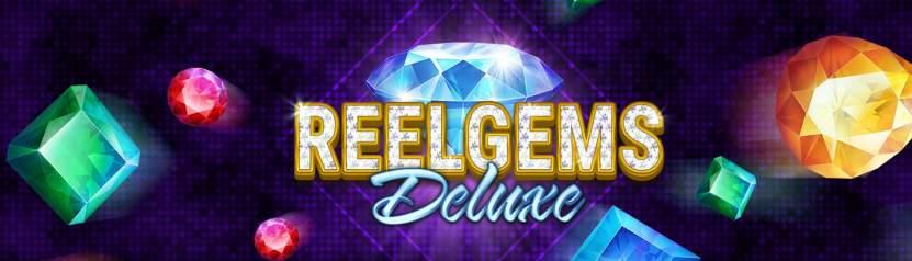 Reel Gems Deluxe microgaming slot machine