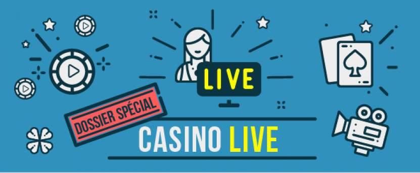 dossier casino live