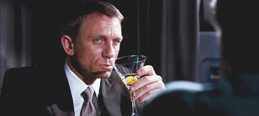 james bon vesper martini