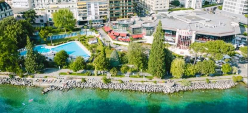 Casino Terrestre de montreux en suisse