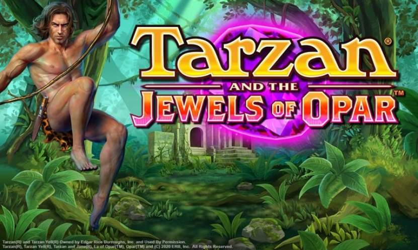 Tarzan and the Jewels of Opar slot
